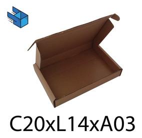 130 Caixas De Papelão Para 2 Cds Dvds Blu-ray - 20x14x03