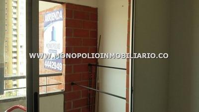 Apartamento En Renta - El Poblado El Tesoro Cod: 10602