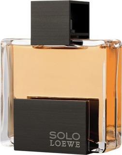 Solo Loewe By Loewe Eau De Toilette Spray 25 Oz Men