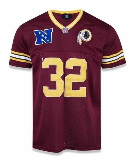 Camiseta Washington Redskins Nfl New Era Nfi18tsh006