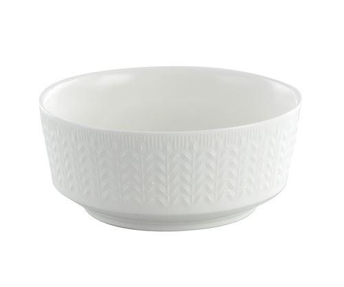 Ensaladera Porcelana Espigado 16x16 - Kromacolor