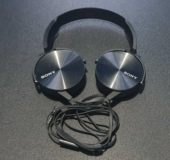 Head Fone Sony Mdr-xb450
