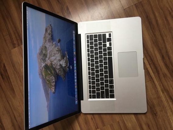 Macbook Pro 17 Early 2011 Core I7 Ssd 256gb