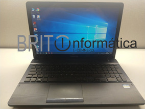 Notebook Samsung Np270e5g - Core I3 - 4gb - 120gb Ssd