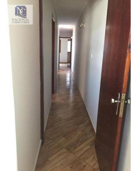 Sobrado Com 3 Dormitórios À Venda, 160 M² Por R$ 450.000 - Vila Francisco Matarazzo - Santo André/sp - So3489