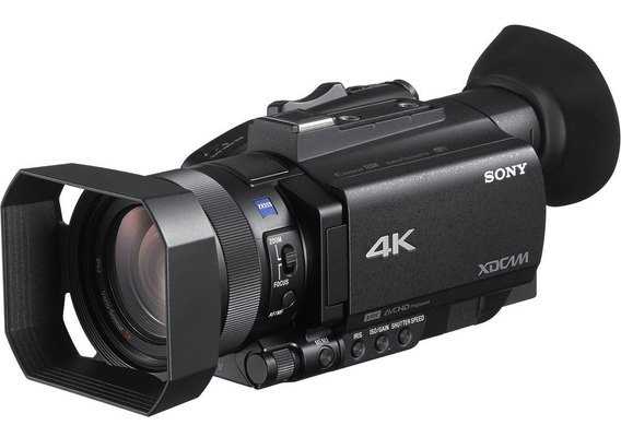 Sony Pxw-z90 + Nfe + Garantia Sony Brasil