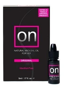 Estimulante Clitorial On Natural Arousal Oil Femenino