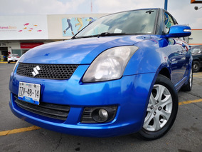 Suzuki Swift 1.5 5vel Aa Ee 100 Años Mt 2011