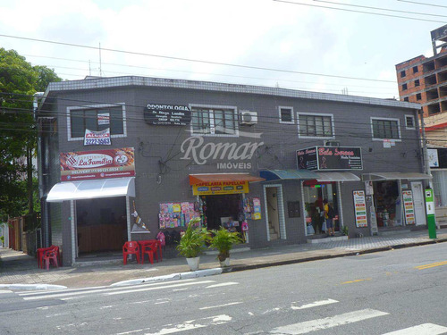 Sala Comercial (sobre Lojas) No Embaré - A280