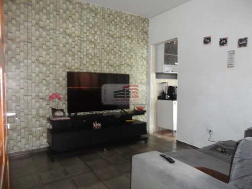 Imagem 1 de 14 de Casa Com 3 Dorms, Assunção, São Bernardo Do Campo - R$ 425 Mil, Cod: 596 - V596