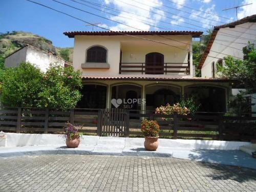 Imagem 1 de 26 de Casa Com 3 Dormitórios À Venda, 136 M² Por R$ 560.000,00 - São Francisco - Niterói/rj - Ca12440