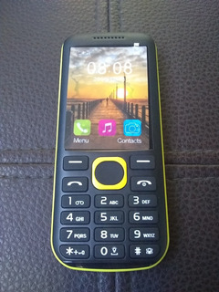 Teléfono Doble Sim Liberado Ken C1 (20v) ¡presiona!