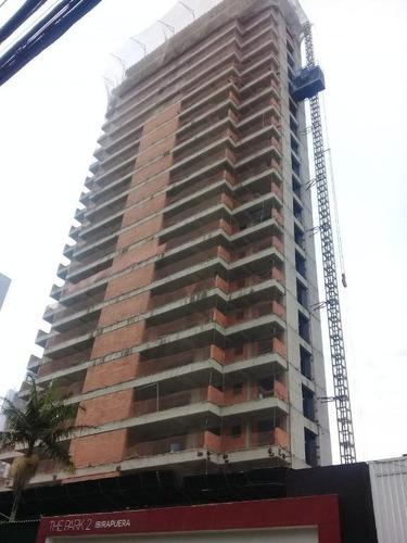 Apartamento Com 2 Dormitórios À Venda, 98 M² Por R$ 1.589.999 - Ibirapuera - São Paulo/sp - 15571