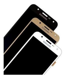 Tela Frontal Touch Display Galaxy J7 Metal J710 C/ Brilho
