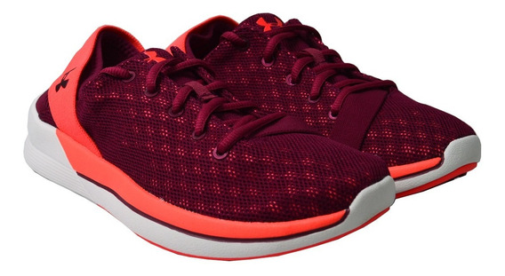 Tenis Under Armour Mujer Vino W Rotation 1296204600