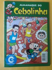 Gibi Almanaque Do Cebolinha N°62 - Março De 2017
