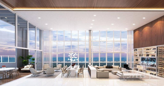 Penthouse Com 3 Suítes C/ Closet, 330 M² C/ Lazer Na 404 Sul - Supreme Du Parc - Ph0001