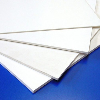 Placa Pvc Espumado 3 Mm De 1,22 X 2,44 M Blanco