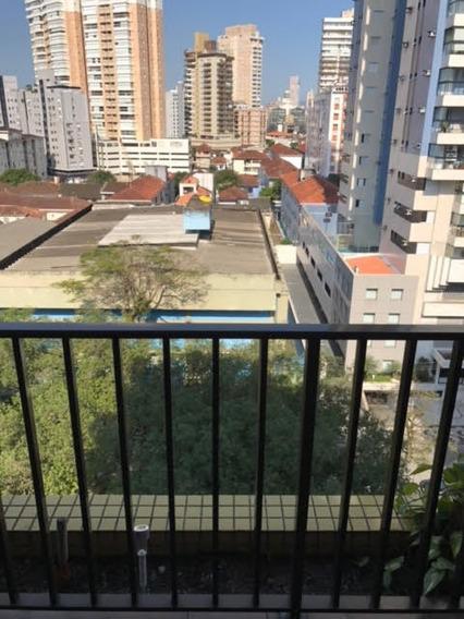 Apartamento 3 Quadras Mar (vendo Ou Troco Por Casa Em Santos