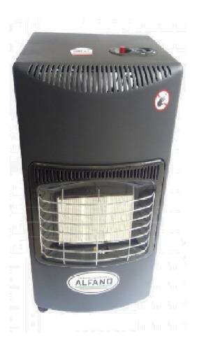 Estufa A Gas Para Interiores Alfano Ld-168b