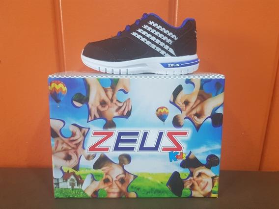 Zapatillas Deportivas De Niño Zeus 21 Al 27 961701