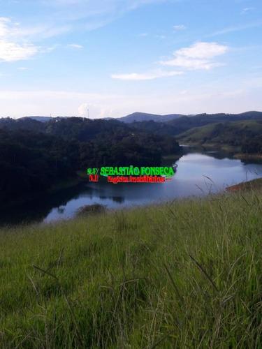 Chácaras Em Jambeiro, Com Vista Para A Represa - 1076