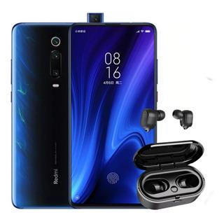 Xiaomi Mi 9t 128gb+6ram Dual Sim Nuevo Negro Y Azul