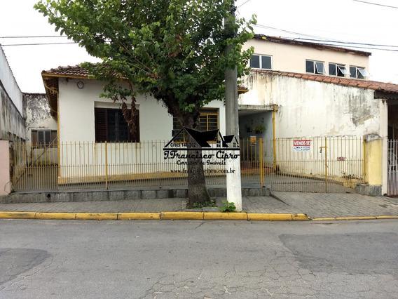 Casa A Venda No Bairro Pedregulho Em Guaratinguetá - Sp. - Cs045-1