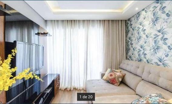 Apartamento Em Perdizes, São Paulo/sp De 83m² 3 Quartos À Venda Por R$ 740.000,00 - Ap315576