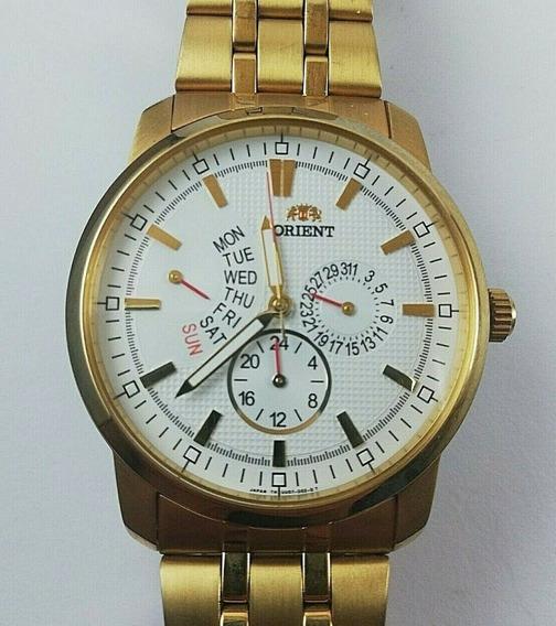Relógio Cronógrafo Orient Suu07001w0 Original