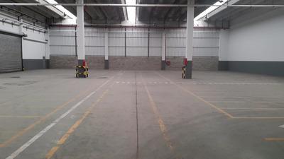Depósito A Estrenar De 1650 M2 Techos Altos, Moderno