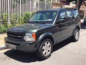 Land Rover Discovery 3 S - 2008 - Blindada - Impecável!