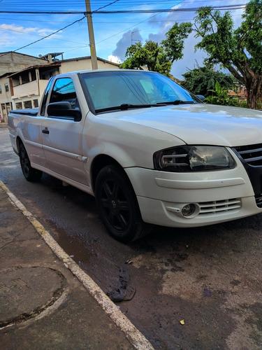 Imagem 1 de 9 de Volkswagen Saveiro 2007 1.6 City Total Flex 2p