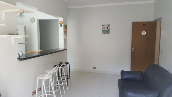 Apartamento A Venda No Bairro Astúrias Em Guarujá - Sp. - 390-1
