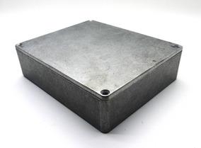 Caixa De Alumínio Original Hammond 1590xx