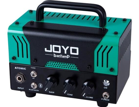 Amplificador Pré Valvulado Joyo 20w Bantamp Atomic