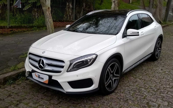 Mercedes Gla 250 Sport- Turbo, 2.0, Teto, Kit Amg, Baixa Km!