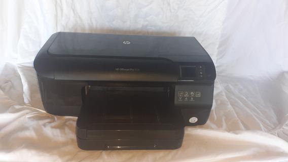 Empressora Hp Officejet Pro 8100