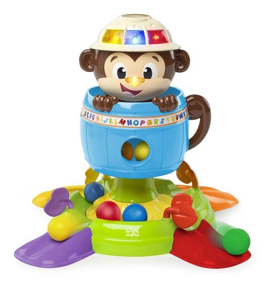 Juguete Hide´n Spin Monkey