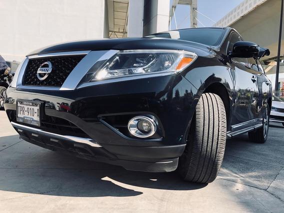 Nissan Pathfinder Exclusive 2016