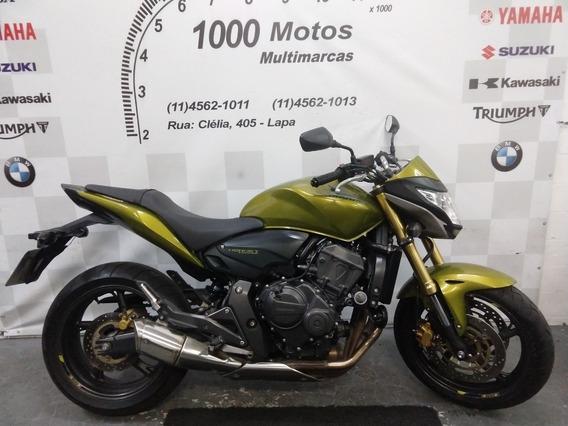Honda Cb 600 Hornet 2012 Novinha Aceito Moto
