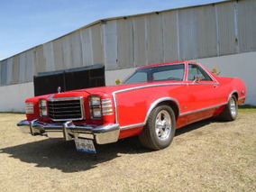 Ford Ranchero 1978