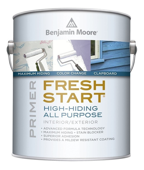 Fresh Start® High-hiding All Purpose Primer Blanco / Galón