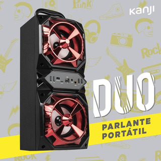 Parlante Duo Harrison By Kanji Cminformatica