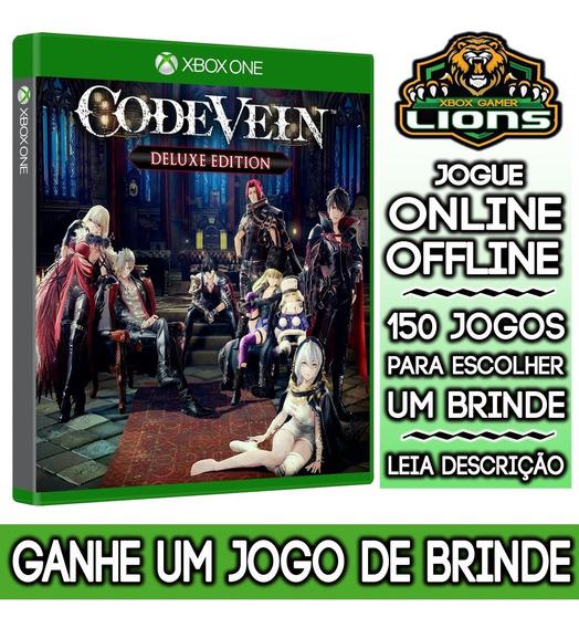 Code Vein Deluxe Xbox One Offline