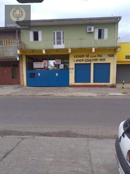 Sobrado Com 5 Dormitórios À Venda, 218 M² Por R$ 600.000,00 - Americana - Alvorada/rs - So0080