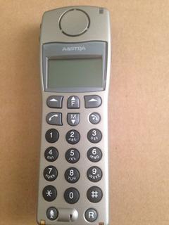 Lote 2 Teléfonos Astra Nuevos Inalámbricos, Mod. Cm-16