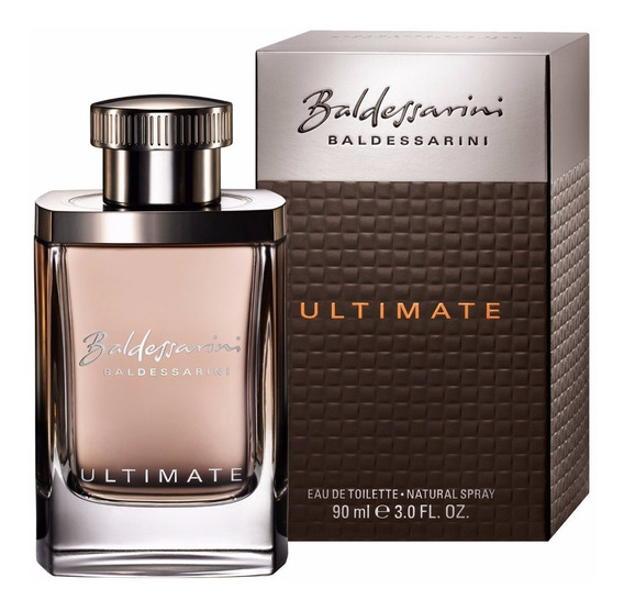 Perfume Baldessarini Ultimate For Men 90ml Edt - Novo