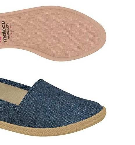 Alpargatas Moleca Jeans Fresh 5287.210