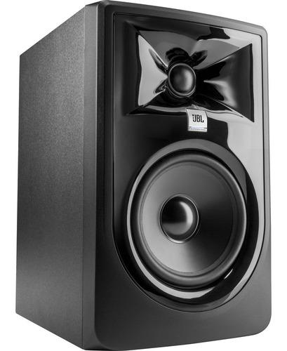 Imagem 1 de 5 de Monitor Estúdio Jbl 306p Mkii Caixa Referência Falante 6 Lsr